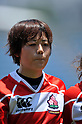 Rinako Yokoyama (JPN), .MAY 19, 2012 - Rugby : Woman's Rugby Test match between Japan women's 61-15 Hong Kong women's at Chichibunomiya Rugby Stadium, Tokyo, Japan. (Photo by Jun Tsukida/AFLO SPORT)