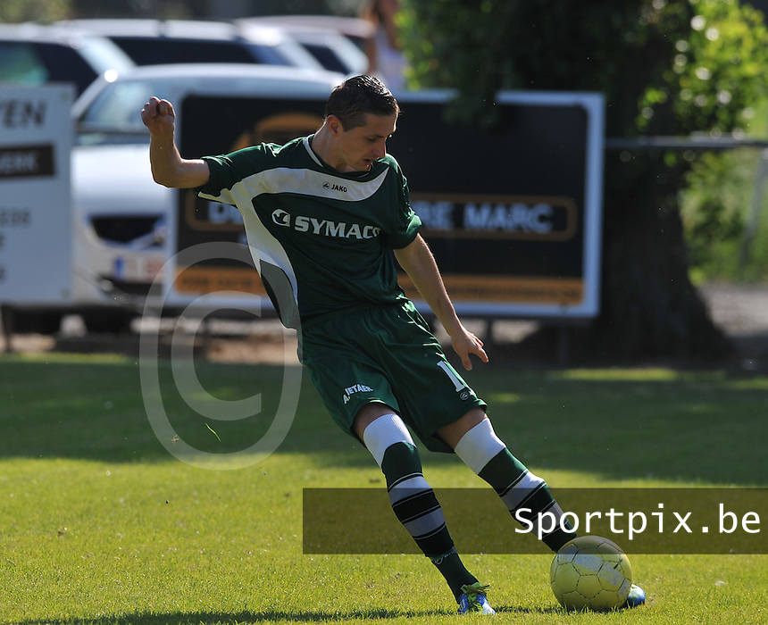 Rekkem Sport : Ludovic Cornard.foto VDB / BART VANDENBROUCKE