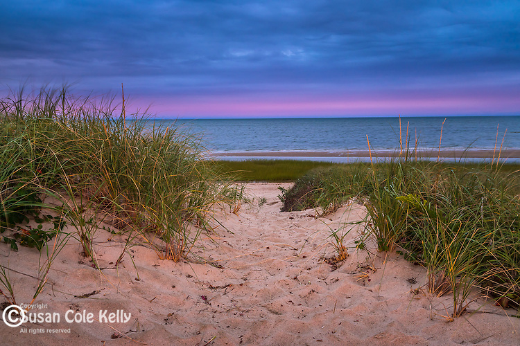 First Encounter Beach in Eastham, Cape Cod, Massachusetts, USA