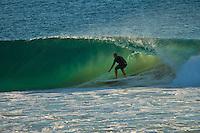 Monday June 21, 2010. Bruce Lee (AUS) free surfing at  Snapper Rocks Coolangatta, Queensland, Australia. Photo: joliphotos.com