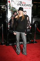 "Ashley Edner arriving at the Premiere of ""Nothing Like the Holidays"" at the Grauman's Chinese Theater in Hollywood, CA.December 3, 2008.©2008 Kathy Hutchins / Hutchins Photo....                ."