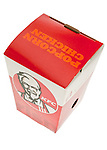 Box of KFC Popcorn Chicken - 2011