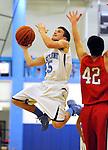 1-21-14, Skyline JV boy's basketball vs. Bedford