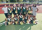 9-29-16, Huron High School cheer team