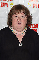 "HOLLYWOOD, CA - AUGUST 18:  Mason Reese at ""Child Stars - Then and Now"" Exhibit Opening at the Hollywood Museum on August 18, 2016 in Hollywood, California. Credit: David Edwards/MediaPunch"