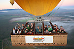20100825 August 25 Cairns Hot Air Ballooning