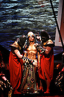 Seattle Opera Turandot Gold Cast Dress  Executioner.  Prince of Persia.
