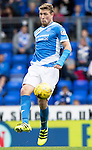 St Johnstone v Celtic&hellip;20.08.16..  McDiarmid Park  SPFL<br />David Wotherspoon<br />Picture by Graeme Hart.<br />Copyright Perthshire Picture Agency<br />Tel: 01738 623350  Mobile: 07990 594431