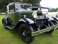 Ford Model A Saloon Cars - 1931