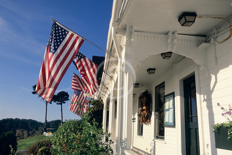 California, Mendocino  County, Little River Inn