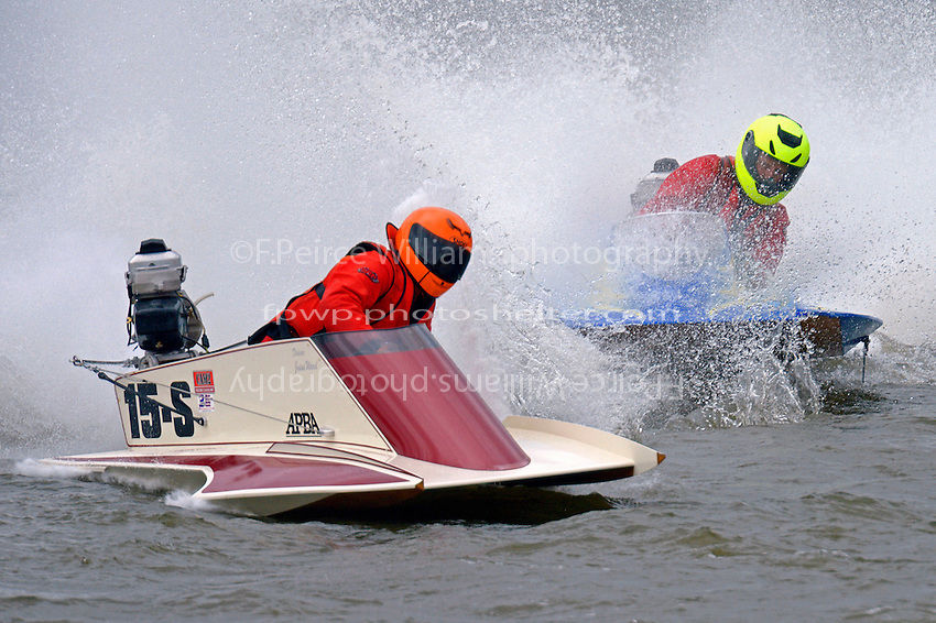 15-S and 3-H   (Outboard Hydroplane)