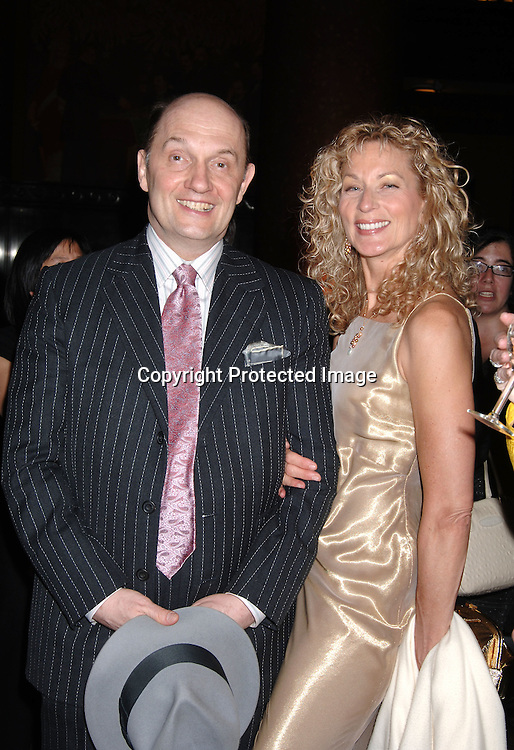 Ed Hayes and wife Susie Gilder Hayes ..at The Pen American Center's 2006 Literary Gala on ..April 18, 2006 at The American Museum of Natural History. ..Robin Platzer, Twin Images