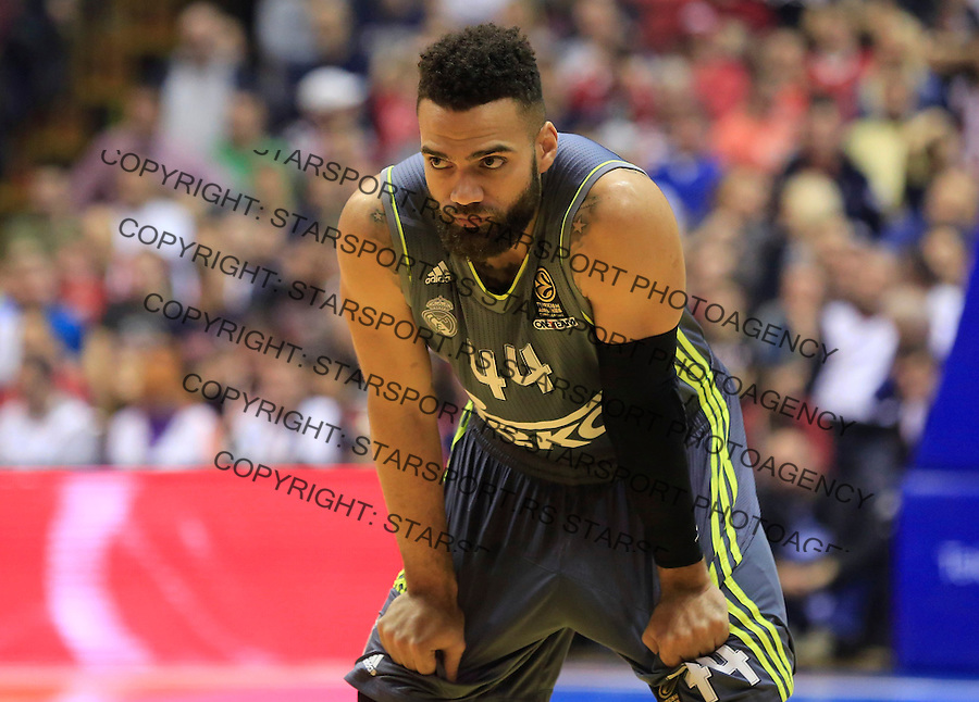 Kosarka Euroleague season 2015-2016<br /> Euroleague <br /> Crvena Zvezda v Real Madrid<br /> Jeffery Taylor<br /> Beograd, 27.11.2015.<br /> foto: Srdjan Stevanovic/Starsportphoto &copy;