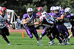 Amherst College Football v Bates