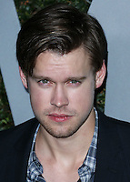 BEVERLY HILLS, CA, USA - OCTOBER 02: Chord Overstreet arrives at Michael Kors Launch Of Claiborne Swanson Franks's 'Young Hollywood' Book held at a Private Residence on October 2, 2014 in Beverly Hills, California, United States. (Photo by Xavier Collin/Celebrity Monitor)