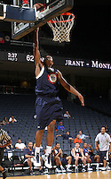 Tyrone Johnson at the NBPA Top100 camp June 17, 2010 at the John Paul Jones Arena in Charlottesville, VA. Visit www.nbpatop100.blogspot.com for more photos. (Photo © Andrew Shurtleff)