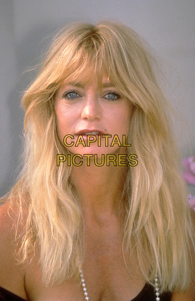 Goldie Hawn Capital Pictures