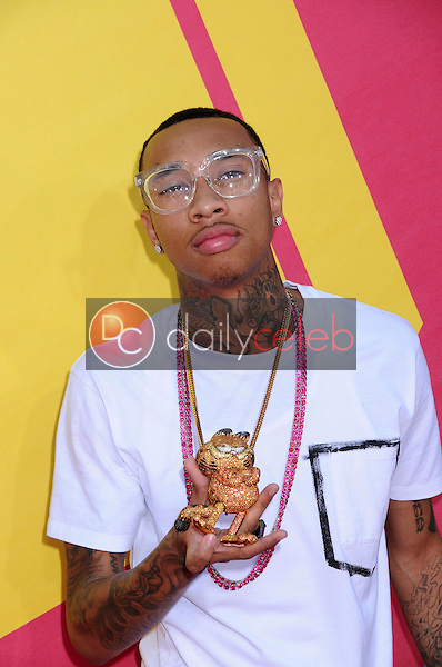Tyga<br />at the 2008 MTV Video Music Awards. Paramount Pictures Studios, Los Angeles, CA. 09-07-08<br />Dave Edwards/DailyCeleb.com 818-249-4998