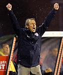 Fussball international, Testspiel: Belgien - USA mit Trainer Juergen Klinsmann
