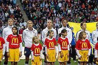 USWNT vs Germany 2012
