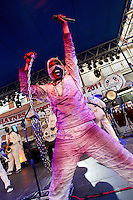 Concert - Here Come the Mummies - Kokomo, IN