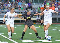 Girls Soccer vs. Brebeuf 8-30-14