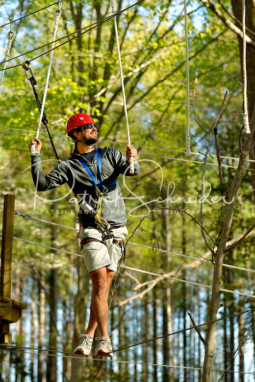 Whitewater Center Canopy Tour Center 39 s New Canopy Tour