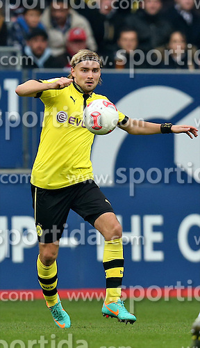 10.11.2012, SGL Arena, Augsburg, GER, 1. FBL, FC Augsburg vs Borussia Dortmund, 11. Runde, im Bild  Marcel Schmelzer (# 29, Dortmund) (Freisteller) during the German Bundesliga 11th round match between FC Augsburg and Borussia Dortmund at the SGL Arena, Augsburg, Germany on 2012/11/1