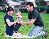 Dhanjee Family Portraits | Fort Mason San Francisco