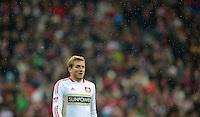 FUSSBALL   1. BUNDESLIGA  SAISON 2012/2013   9. Spieltag FC Bayern Muenchen - Bayer 04 Leverkusen    28.10.2012 Andre Schuerrle (Bayer 04 Leverkusen)