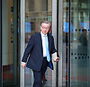 Andrew Marr Show arrivals &amp; departures <br /> on 27th November 2016 <br /> at BBC TV, Broadcasting House, London, Great Britain <br /> <br /> Michael Gove MP<br /> <br /> <br /> Photograph by Elliott Franks <br /> Image licensed to Elliott Franks Photography Services