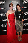 Gemma Sole and Amanda Curtis of 19th Amendment Attend MACY&rsquo;S PRESENTS FASHION&rsquo;S FRONT ROW<br />