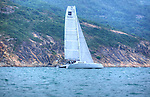 The MC&sup2;60 at the start of the Audi Hong Kong to Vietnam Race 2013.<br /> The MC&sup2;60 Catamaran is a semi custom high performance luxury catamaran that will set new standards of speed, luxury and elegance.