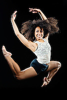 Ashleyliane Dance Company studio photo shoot.