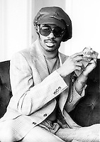 Stevie Wonder pictured in 1974.  Credit: Ian Dickson/MediaPunch