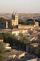 Puerta Nueva de Bisagra, Toledo, Castile La Mancha, Spain