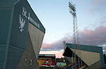 St Johnstone v Inverness Caley Thistle&hellip;09.03.16  SPFL McDiarmid Park, Perth<br />McDiarmid Park main stand and Ormond Stand<br />Picture by Graeme Hart.<br />Copyright Perthshire Picture Agency<br />Tel: 01738 623350  Mobile: 07990 594431
