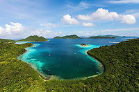 Leinster Bay, St. John Virgin Islands National Park