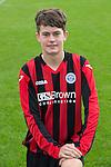 Paul Simpson, St Johnstone FC...Season 2014-2015<br /> Picture by Graeme Hart.<br /> Copyright Perthshire Picture Agency<br /> Tel: 01738 623350  Mobile: 07990 594431