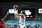 16-17 BYU Women's Basketball  - WCC vs Saint Marys