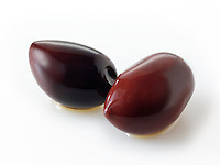 Fresh Kalamata olives photos, pictures & images.