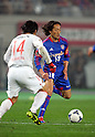 Naohiro Ishikawa (FC Tokyo), MARCH 18, 2012 - Football / Soccer :2012 J.LEAGUE Division 1 between FC Tokyo 3-2 Nagoya Grampus at Ajinomoto Stadium, Tokyo,  Japan. (Photo by Atsushi Tomura /AFLO SPORT) [1035]