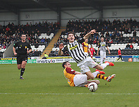 St Mirren v Motherwell 050414