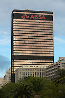 South Africa, Cape Town.  Absa Bank Building, now Barclay's Africa Group after August 2013.