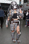New York Comic Con Held at the Javits Center