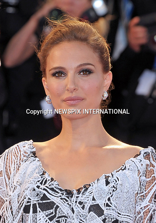 Natalie Portman At Jackie Screening, Venice