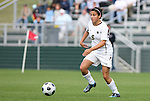 05 November 2008: Boston College's Gina DiMartino. Boston College defeated Duke University 1-0 at Koka Booth Stadium at WakeMed Soccer Park in Cary, NC in a women's ACC tournament quarterfinal game.
