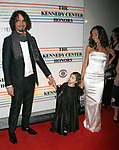 Chris Cornell with wife &amp; daughter<br />arriving for The 31st Kennedy Center Honors at the Kennedy Center Hall of States in Washington, D.C. December 7, 2008