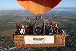 20100519 May 19 Cairns Hot Air Ballooning