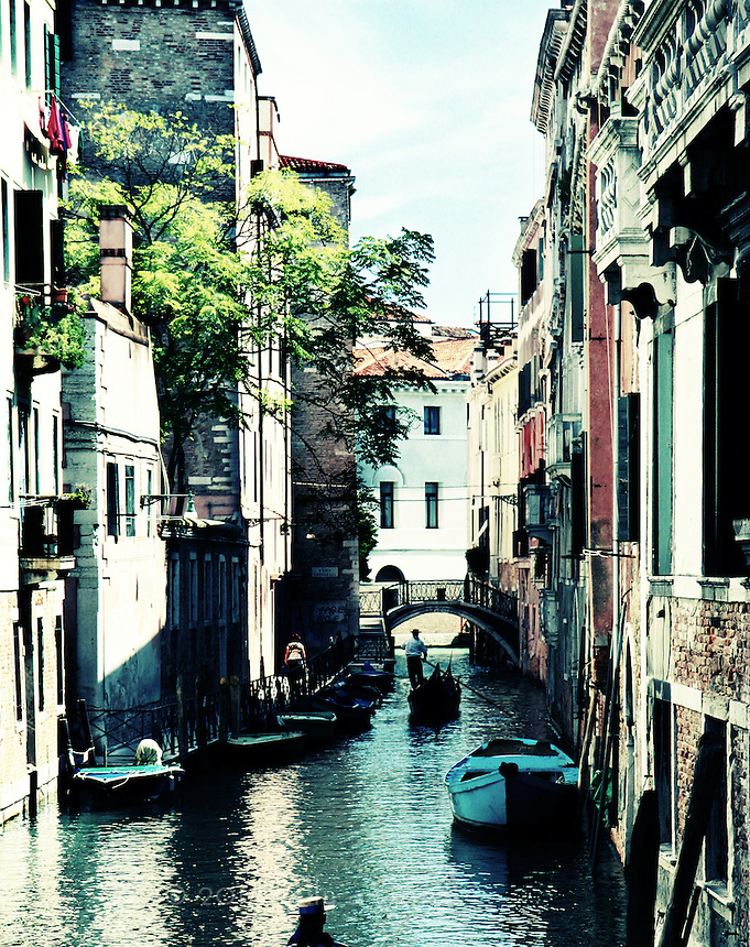 Canals - Venice, Italy